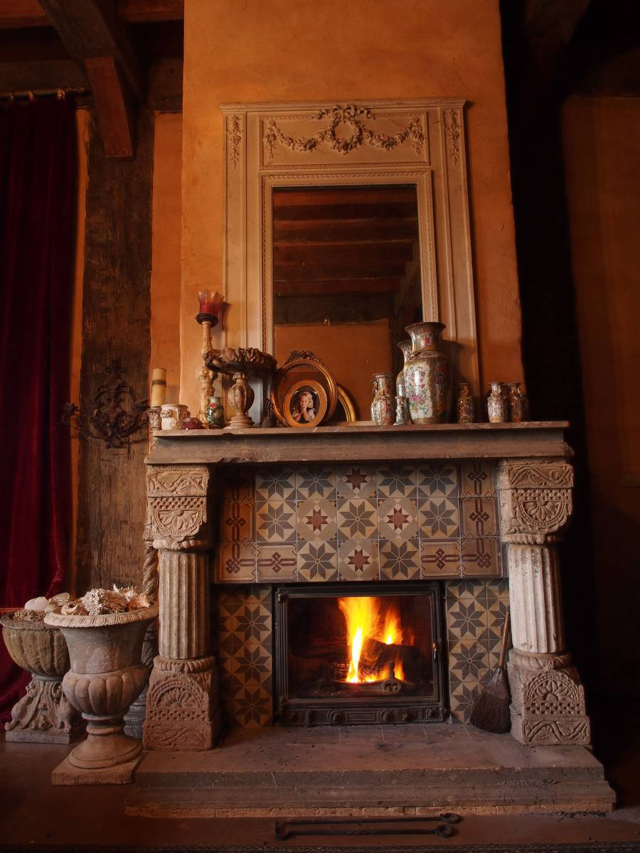 Classic Wood Fireplaces Traditional Wood Heating And Fires
