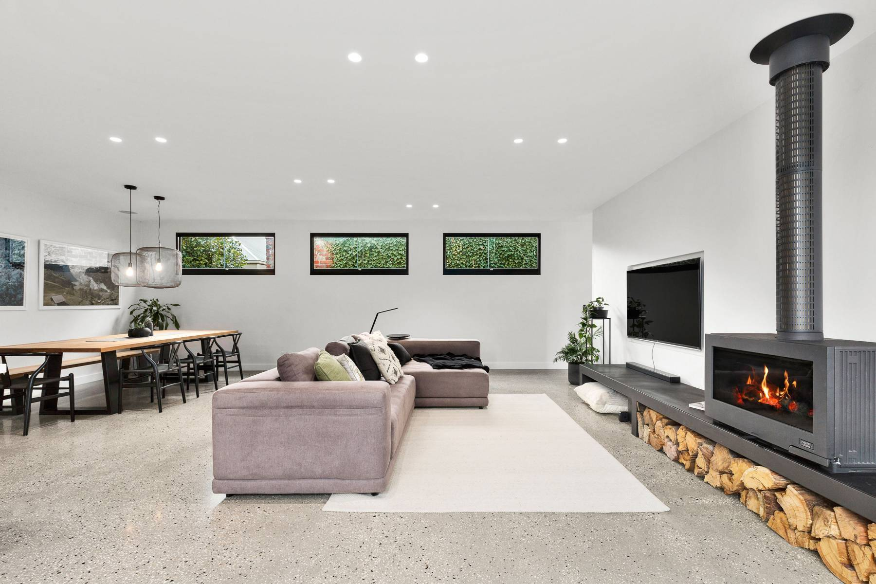 Freestanding Fireplace Designs Cheminees Philippe Australia