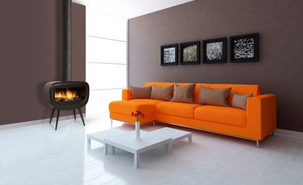 Godin Baguera Wood Heater