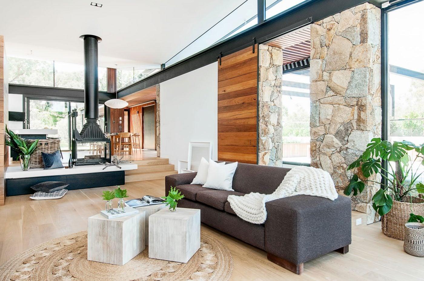 Alexandra Buchanan Architects - Warrandyte Residence