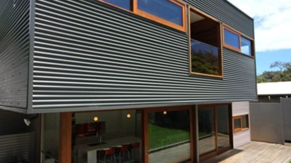 Marc Dixon Architecture - Beach Residence