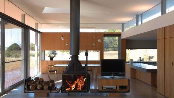 Kyneton House - John Wardle Architects, Photographer: Trevor Mein