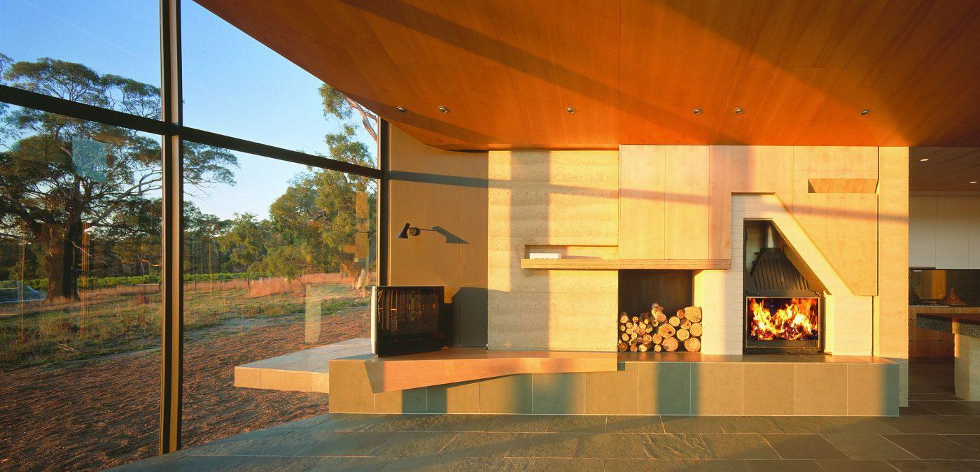 Vineyard Residence - John Wardle Architects, Photography: Trevor Mein