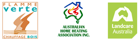 Flamme Verte - Australian Home Heating Association - Landcare Australia